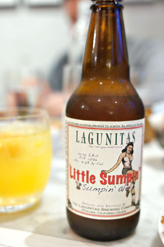 Little Sumpin' Sumpin' Ale