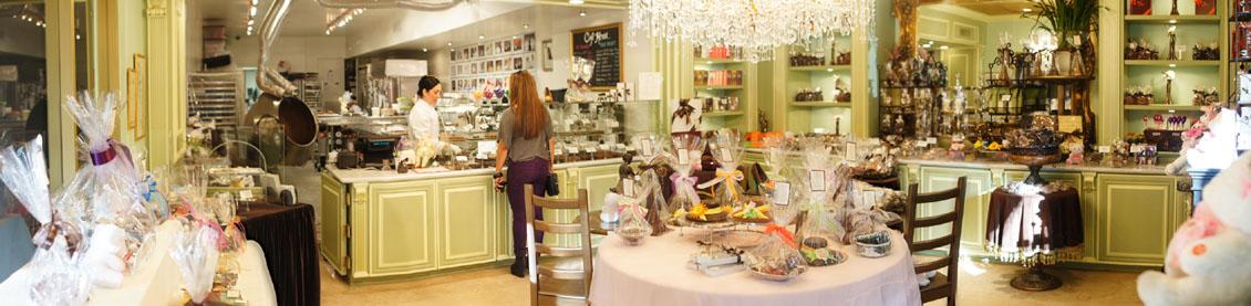 Madame Chocolat Interior