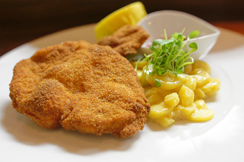Original Vienna Schnitzel; Pork
