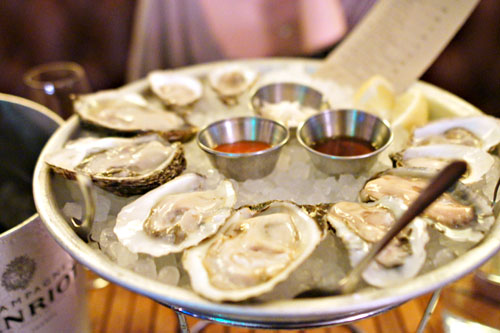 East Coast Oysters