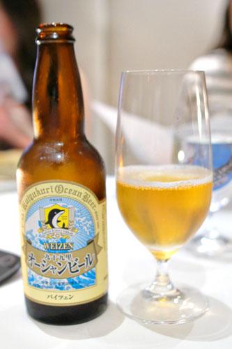 hefe weizen, kankiku, 'kujukuri ocean beer'