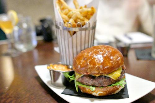Charleston Burger
