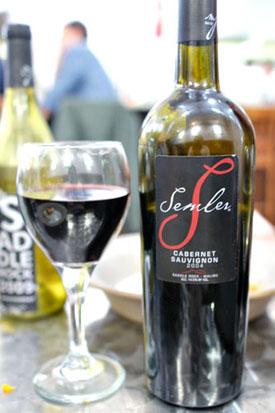 2004 Malibu Family Wines Cabernet Sauvignon Semler