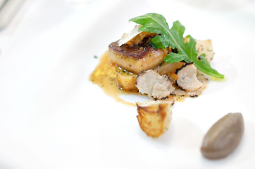 True Day Boat Scallop 'Rossini'