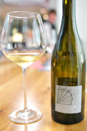 2008 Scholium Project Chardonnay Choêphoroi Los Olivos Vineyard