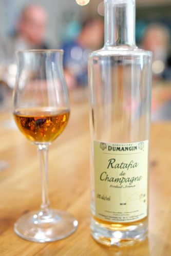 N.V. J. Dumangin Fils Ratafia de Champagne