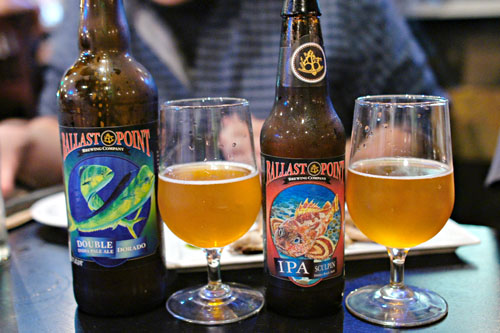 Ballast Point Dorado / Ballast Point Sculpin