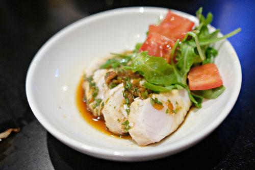 Frank's Death Row Meal Course 6: Butterfish Tataki