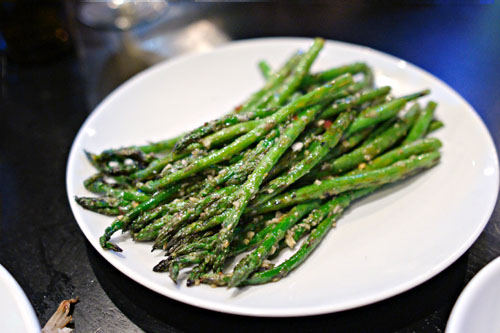 Dragon Roasted Asparagus