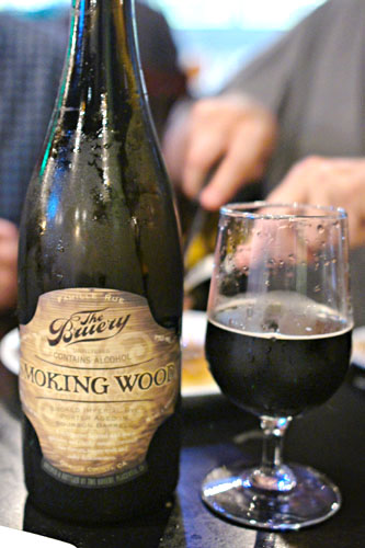 Bruery Smoking Wood