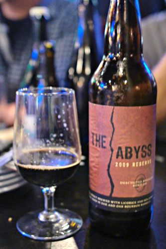 Deschutes Brewery The Abyss 2009