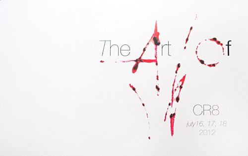 CR8 The Art Of