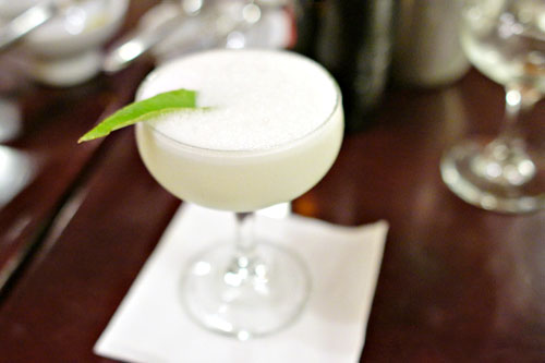 Untitled White Cocktail