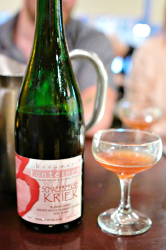 Drie Fonteinen Schaerbeekse Kriek