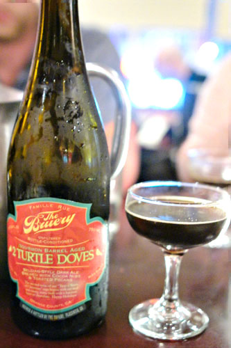 The Bruery 2 Turtle Doves
