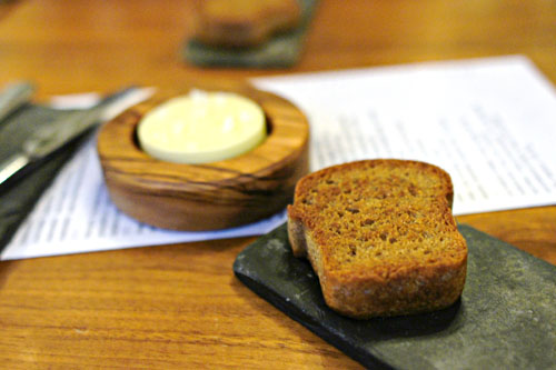 Buckwheat Toast