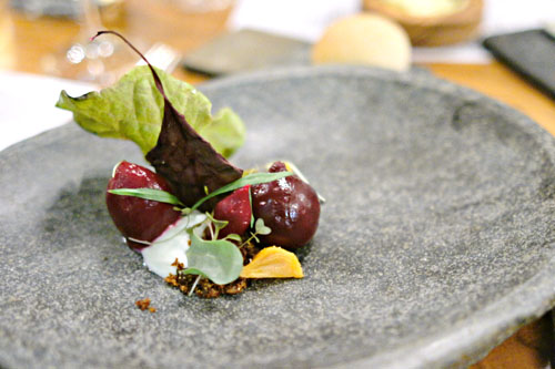 Beet    Vadouvan    Quail bush