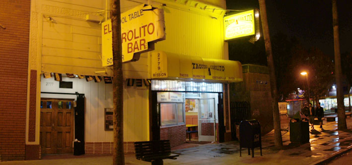 El Farolito Exterior