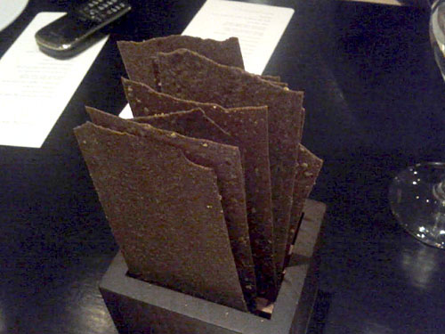 Buckwheat Lavash