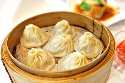 Shanghai Kurobuta Pork Dumpling