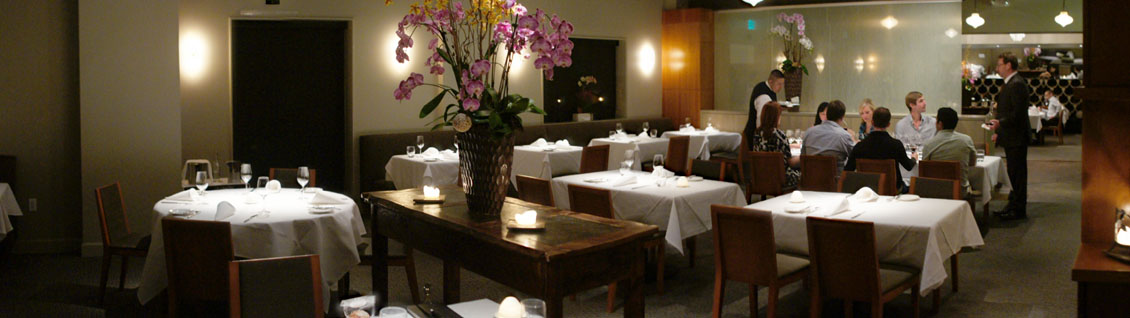 Manresa Main Dining Room