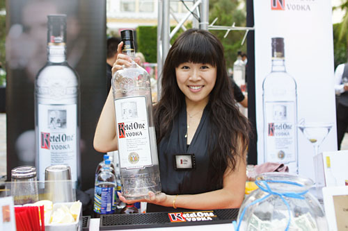 Ketel One Girl