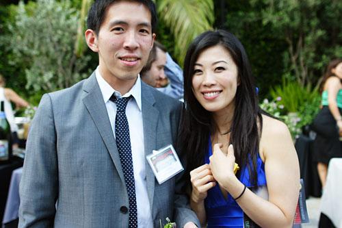 Justin Wang, Annie Lin