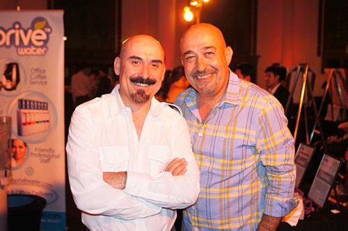 Ramiro Arvizu, Jaime Martin del Campo