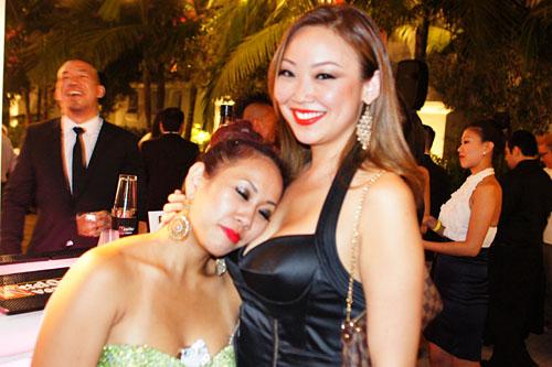 Marian Bacol-Uba, Lindsey Wang