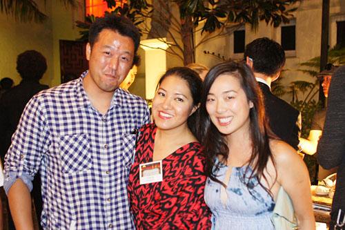 Rosy Huang, Grace Hsiang