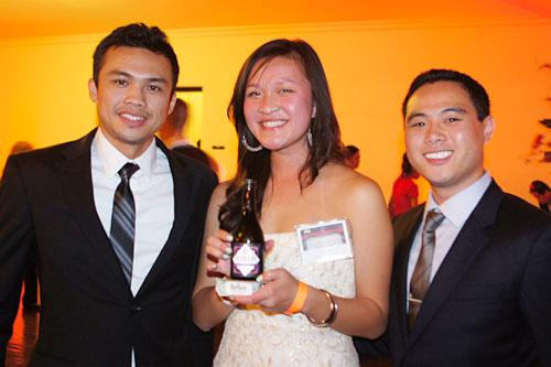 Christie Liu, Clayton Tran