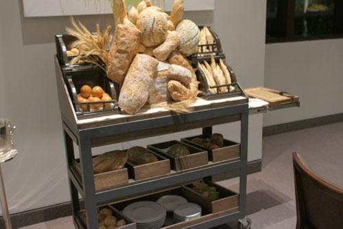 Guy Savoy Bread Cart