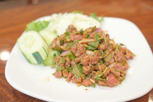 Koi Soy (Steak Tartar - Issan Style)