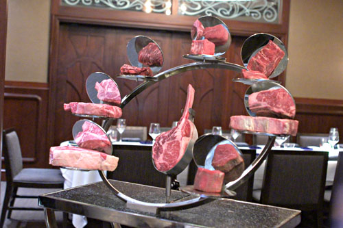 Gordon Ramsay Steak Meat Presentation