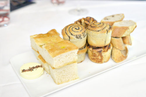 Gordon Ramsay Steak Bread Selection