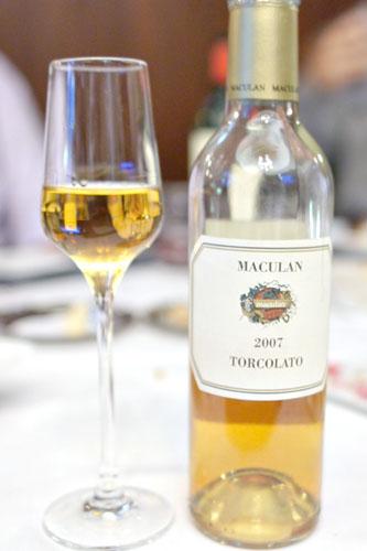 2007 Maculan Torcolato