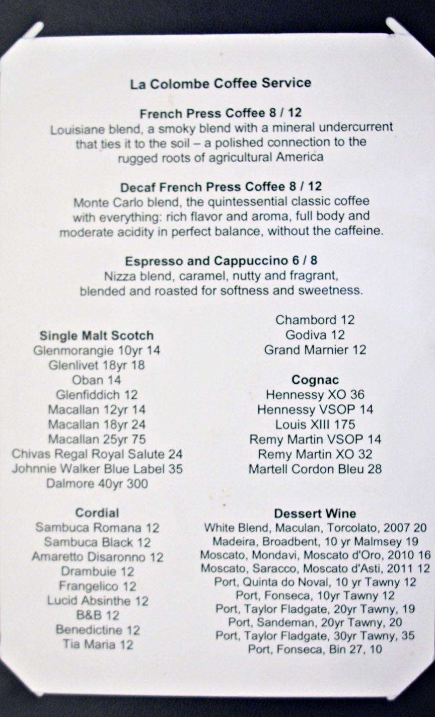 kevinEats: Gordon Ramsay Steak (Las Vegas, NV)