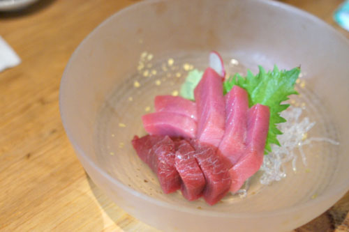 Blue Fin Tuna Sashimi