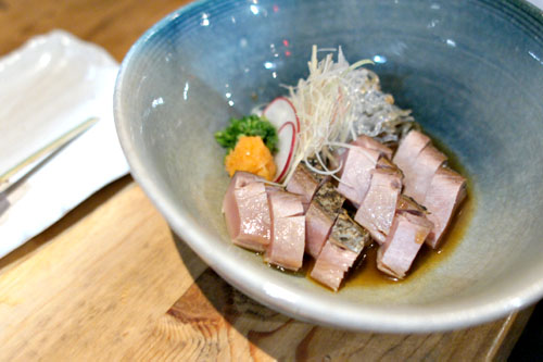 Hagatsuo (Bonito) Tataki