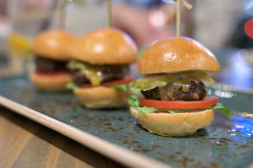Mini Beef Sliders