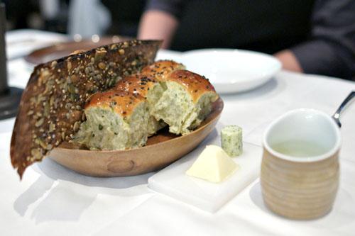 Spago Bread Basket