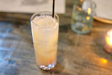 #62 - Redemption Rye 2yr, Benedictine, Lemon, Agave, Ginger Beer