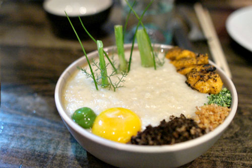 HEIRLOOM RICE PORRIDGE + SANTA BARBARA RED UNI