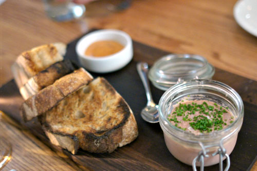Jar of Duck Liver Mousse