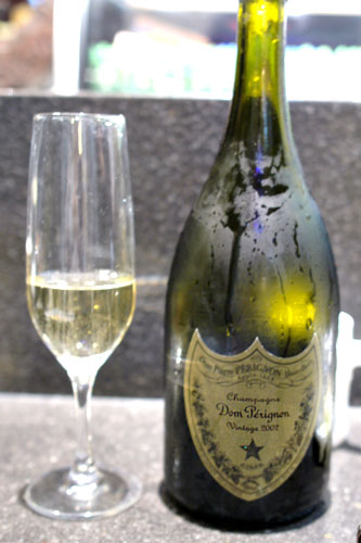 2002 Mot & Chandon Champagne Cuve Dom Prignon