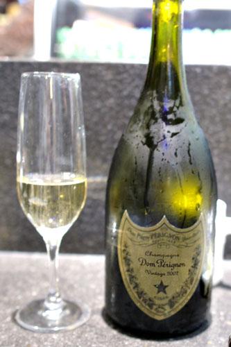 2002 Moët & Chandon Champagne Cuvée Dom Pérignon