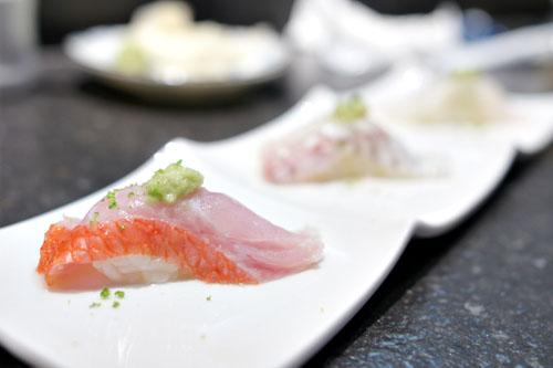 White Fish Tasting