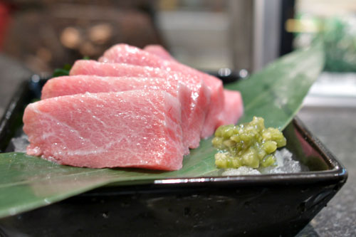 Otoro Sashimi