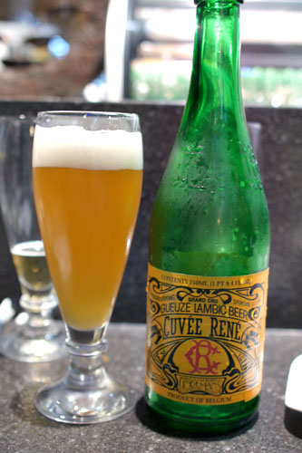 Lindemans Gueuze Cuve Ren