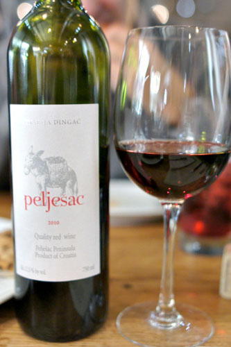 2010 Vinarija Dingac Plavac Mali Peljesac
